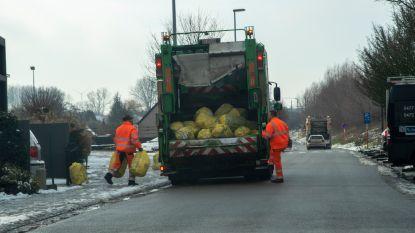 Gemeente Wetteren haalt zelf geen vuilnis op bij staking
