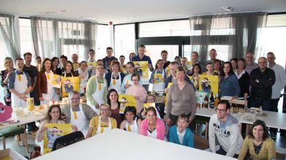 West-Vlaamse zorgorganisaties bieden samen geschenken met een knipoog aan