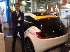 Eindhovense zelfrijdende auto van Amber krijgt vleugels