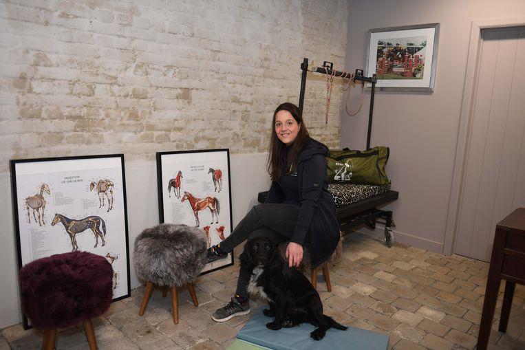 Elisabeth Myny van Hip Dog in Blanden