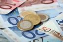 illustratie geld euro