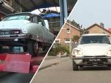 Eerste apk-gekeurde auto van Nederland voor het laatst door keuring