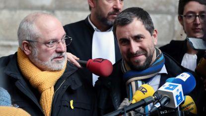 Raadkamer stelt beslissing over uitlevering Catalaanse ministers uit
