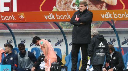 Geen blij weerzien voor Hein met Gent: Anderlecht onderuit in de Ghelamco Arena