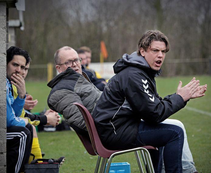 Lars van Kan staat volgend seizoen niet voor de groep bij SSA Vesta'19