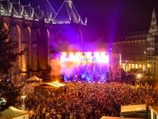 Saxion hoopt op klein echt terrasje op gigantisch online introductiefestival