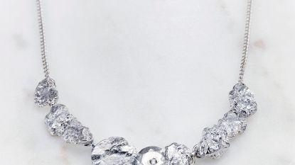 De diamant is weer hip: Nico Taeymans ontwerpt 'jonge', betaalbare diamantcollectie