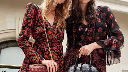 Stella Maxwell en Irina Shayk ontwerpen voor The Kooples