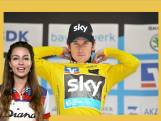 Tour D'iana over Geraint Thomas
