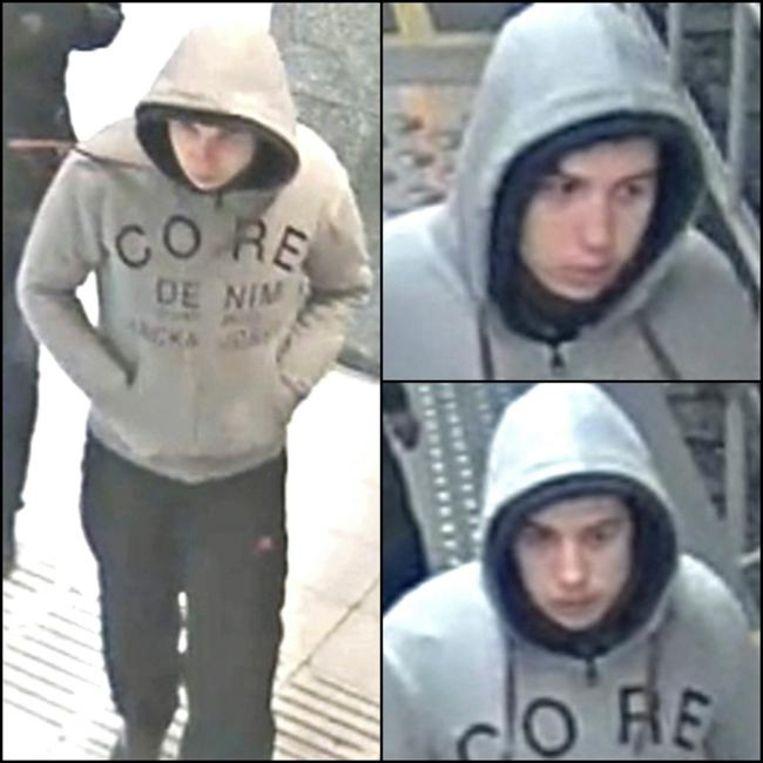 Deze drie personen zouden de overval in de Doornikstraat hebben gepleegd.
