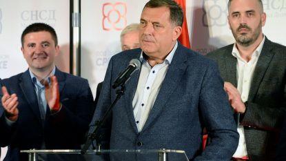 Nationalistische partijen grootste winnaars verkiezingen Bosnië en Herzegovina