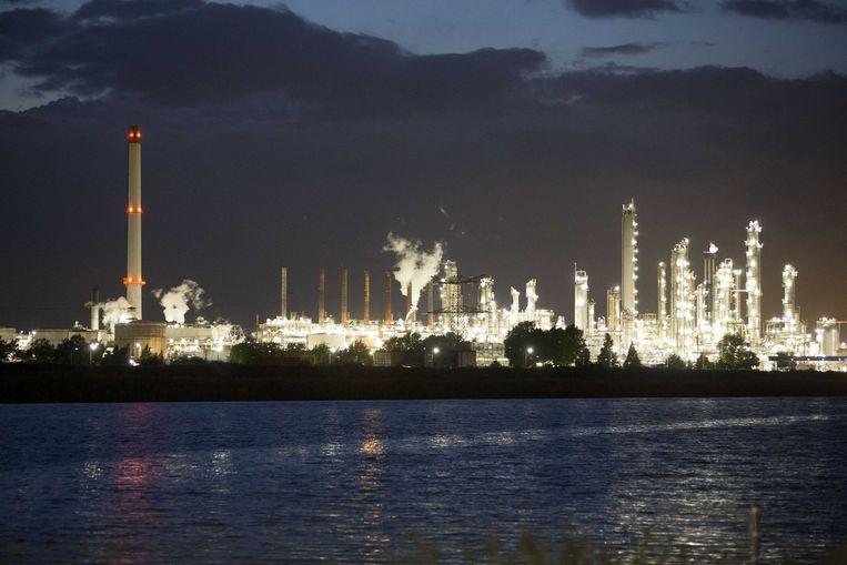 Industriegebied bij Moerdijk. Beeld ANP