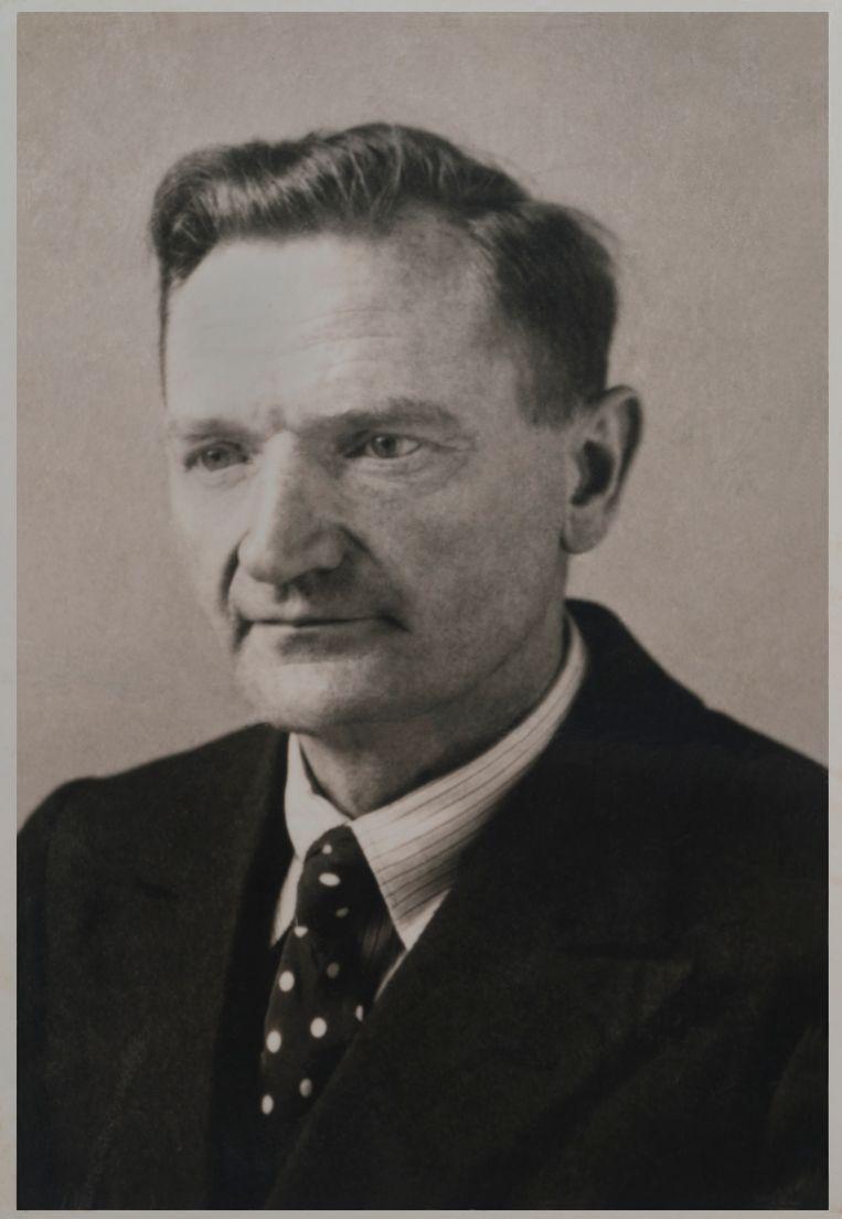 Pleegvader Bertus van der Kemp kwam om in Velp, op de laatste dag van de oorlog. Beeld sony A7r II 5713