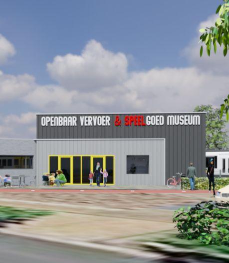 Openbaar Vervoer & Speelgoedmuseum opent dependance in Doesburg