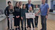 Kindergemeenteraad en Garos steunen vzw Hou-Vast