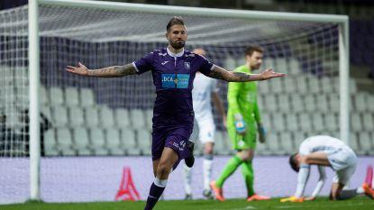Football Talk. Frédéric Frans verlengt bij Beerschot - Max de Jong naar Saoedische club Hasi - Amerikaanse miljardair neemt AS Roma over