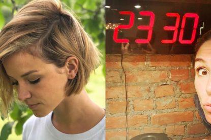 SHOWBITS. Lynn Van Royen kiest voor nieuw kapsel en Evi Hanssen net op tijd thuis voor avondklok