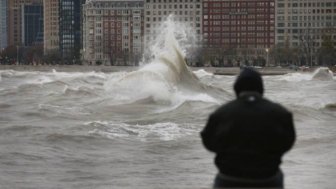 'Frankenstorm' Sandy doet experts versteld staan