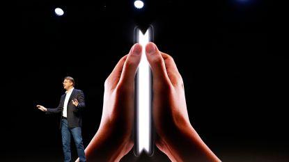 De comeback van de klaptelefoon: de vouwbare smartphone komt eraan