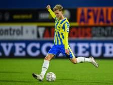 RKC-verdediger Meulensteen verbaasd over penalty PSV: 'Ik heb letterlijk niks gedaan'