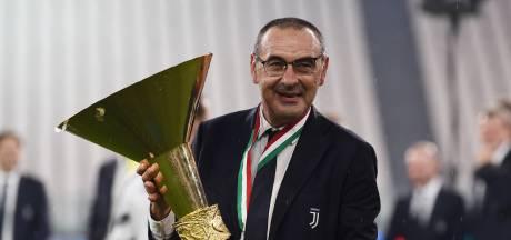 Sarri na jaar ontslagen bij Juventus: kampioen, maar geen succes in Champions League