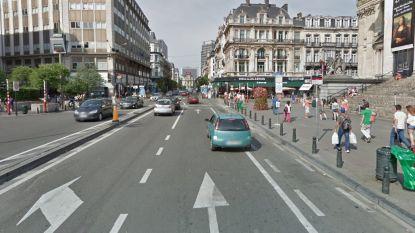 Brusselse brandweer bevrijdt jongeman uit afzuigbuis restaurant