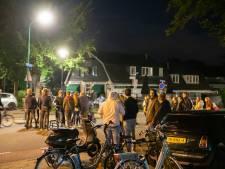 Jongeren in opstand tegen sluiting café De Kuil in Soest, flinke politiemacht op de been