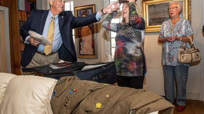 """Dochter van naar Amerika geëmigreerde Ardooienaar schenkt militair nalatenschap aan Roeselaars stadsarchief: """"Mijn vader is terug thuis"""""""