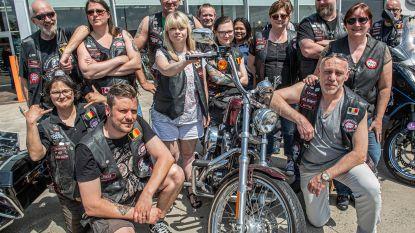 Stoere buddy's voor mishandelde kinderen: 'Bikers Against Child Abuse' komt overgewaaid uit VS