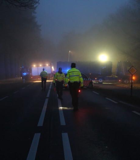 Man (31) uit Nijverdal omgekomen bij ongeluk op N35 bij Haarle