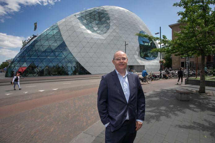 De  Eindhovense wethouder Marcel Oosterveer (VVD).