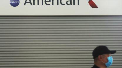 American Airlines zet activist en vurige Trumpfanaat die mondmasker weigert te dragen uit vliegtuig