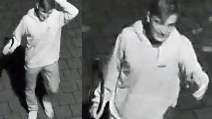 Politie zoekt dader die jongeman met metalen fietsslot op oog sloeg