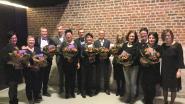 RZ Tienen huldigt medewerkers met 25 jaar dienst