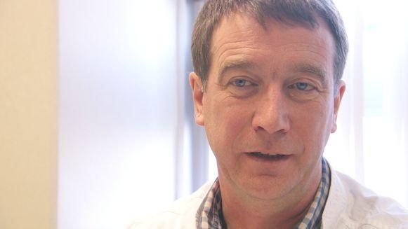 Professor Danny De Looze.