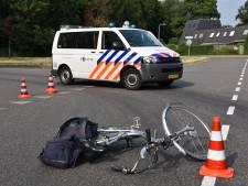 Fietsster gewond bij aanrijding met personenauto in Nijmegen