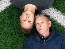 Als profvoetballer was hij onoverwinnelijk, nu strijdt Hent tegen dementie