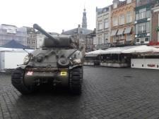 Veiligheidsdag in Den Bosch: van tank tot kogelwerend vest