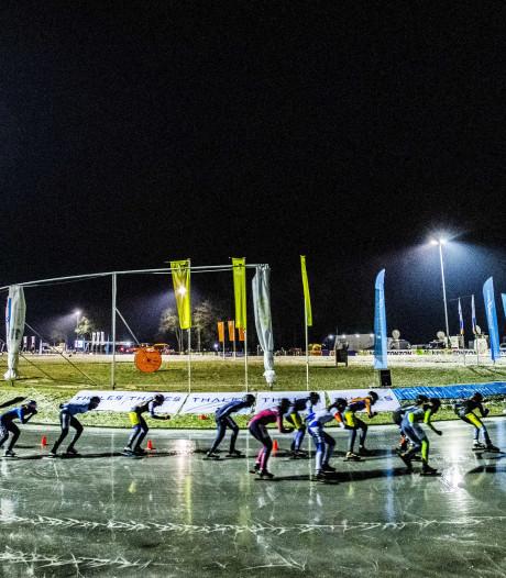 Amper vorst, maar IJsch uit Haaksbergen bereidt zich al voor op marathon op natuurijs