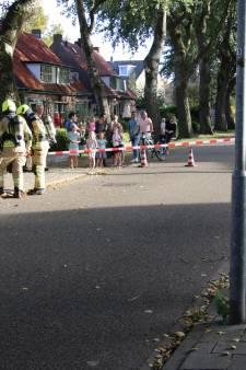 Brandweer rukt uit voor gaslekkage in Middelburg