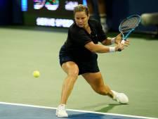 Kim Clijsters met un terme à sa saison