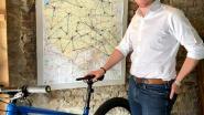 Stadens burgemeester trekt verkiezingscampagne op gang met Ronde van Francesco: in zeven dagen per fiets langs alle West-Vlaamse gemeenten