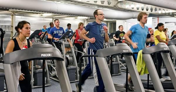 fit for free sporten bij andere vestiging