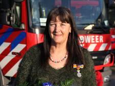 Lintje voor Thoolse brandweervrouw