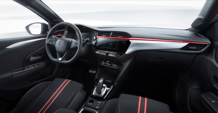 Traditioneel in de goede zin van het woord: de Opel Corsa verrast niet