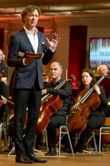 Uitverkochte generale repetitie finale 'Maestro' in Musis Arnhem