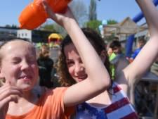 Watertappunt populair bij Koningsspelen Harderwijk