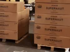 Mannen vast na vondst 1600 kilo illegaal vuurwerk
