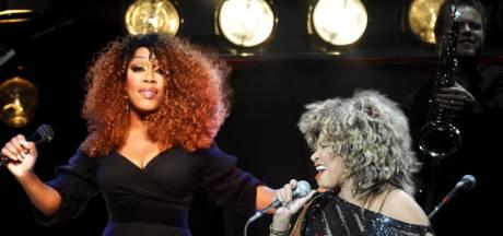 Berget Lewis kruipt in de huid van Tina Turner: In haar vond ik een soulmate