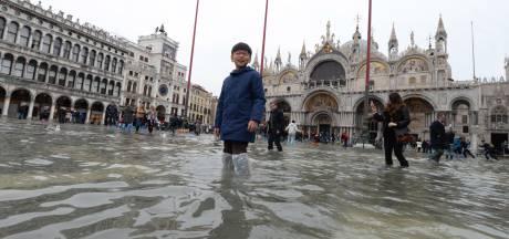 Déjà un milliard d'euros de dégâts à Venise